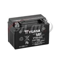 BATTERIA YUASA YTX15L-BS C/ACIDO