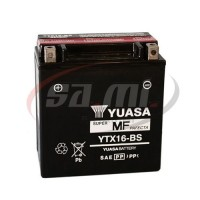 BATTERIA YUASA YTX16-BS C/ACIDO