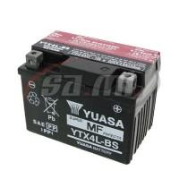 BATTERIA YUASA YTX4L-BS C/ACIDO
