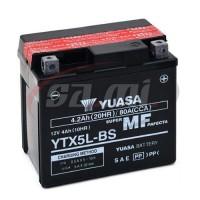 BATTERIA YUASA YTX5L-BS C/ACIDO
