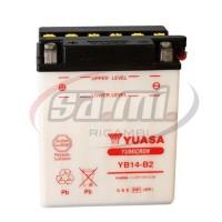 BATTERIA YUASA YB14-B2
