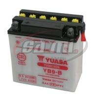 BATTERIA YUASA YB9-B C/ACIDO